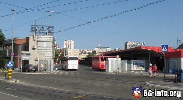 Beogradska Autobuska Stanica Bas Beograd Bg Info Org