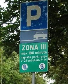 Zelena Zona Iii Zona Beograd Bg Info Org